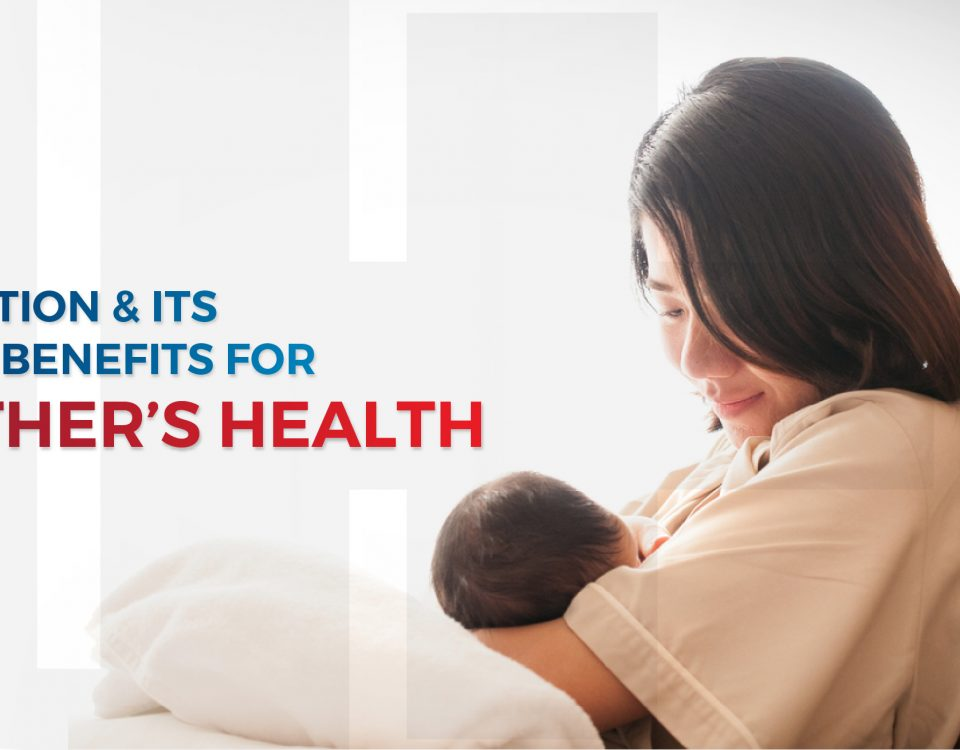 Lactation And Its Many Benefits For Mother's Health